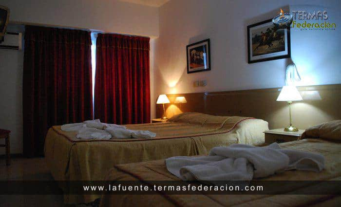 La Fuente Apart Hotel