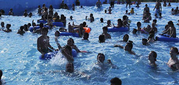 Pileta de Olas Parque Acuatico Federacion