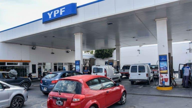 Estación YPF