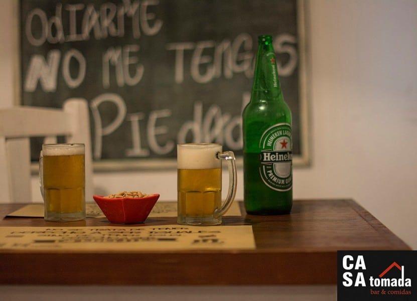 Casa Tomada Bar